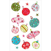 Merry Ornaments - Mrs. Grossman's Stickers