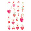 Hanging Hearts - Mrs. Grossman's Stickers