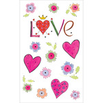 Blooming Love - Mrs. Grossman's Stickers