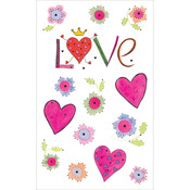 Blooming Love - Mrs. Grossman's Stickers