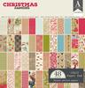 Christmas Essentials 12 x 12 Paper Pad - Authentique