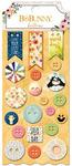 Calendar Girl Buttons - Bo Bunny