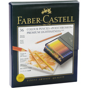 Lightfast Colors - Polychromos Colored Pencil Gift Box 36pc