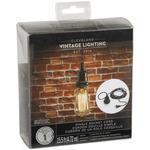 Light Socket W/Cord & On/Off Switch