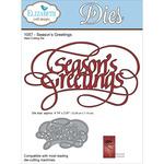 Season's Greetings - Quietfire Wafer Thin Metal Die