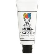 Dina Wakley Media Mediums Clear Gesso 2oz Tube