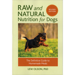 Raw & Natural Nutrition For Dogs - Random House Books