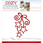 Hanging Stars - Find It Trading Yvonne Creations Cozy Christmas Die