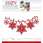 Christmas Lights - Find It Trading Yvonne Creations Cozy Christmas Die