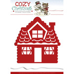 Gingerbread House - Find It Trading Yvonne Creations Cozy Christmas Die