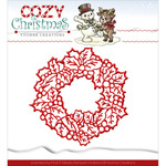 Wreath - Find It Trading Yvonne Creations Cozy Christmas Die