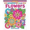 Notebook Doodles Flowers - Design Originals