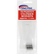 Tungsten Cylinder Weights - Pine Car Derby Weights 2oz 4/Pkg