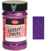 Purple - Glitter Paste 90ml