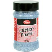 Silver - Glitter Paste 90ml