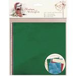 "Wellington Christmas Cards & Envelopes 6""X6"" 12/Pkg"
