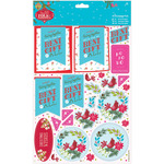 Best Gift - Papermania Folk Christmas A4 Decoupage Pack