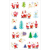 Santa's Little Helper - Mrs. Grossman's Stickers
