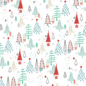 Whimsical Forest Paper - Wish Season - Fancy Pants