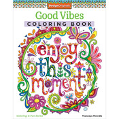 Good Vibes Coloring Book - Design Originals