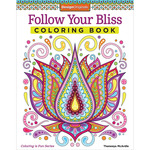 Follow Your Bliss Coloring Book - Design Originals