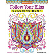 Follow Your Bliss Coloring Book - Design Originals
