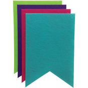 Fishtail - Felt Banners 8/Pkg