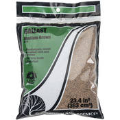 Brown - Medium Ballast 18 to 25.2 Cubic Inches
