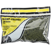 Light Green - Clump Foliage 57.7 Cubic Inches