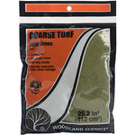 Light Green - Coarse - Turf 18 to 25.2 Cubic Inches