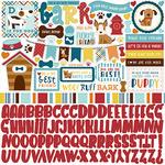Bark Element Sticker Sheet - Echo Park