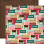 Kitchen Labels Paper - Home Sweet Home - Carta Bella