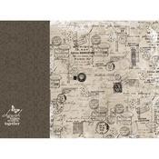 Post Marks D-ring Album - Provincial - KaiserCraft