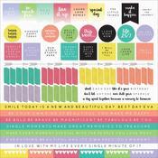 My Year, My Story Sticker Sheet - KaiserCraft