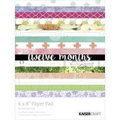 My Year, My Story 6 x 8 Paper Pad - KaiserCraft