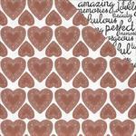 My Honey Paper - True Love - KaiserCraft