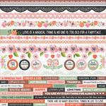 True Love Sticker Sheet - KaiserCraft