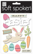 Easter Basket Embellishment Stickers - Soft Spoken - Me And My BIG Ideas