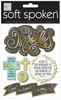 Expect Miracles Embellishment Stickers - Soft Spoken - Me And My BIG Ideas