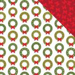 I'll Be Home Paper - Deck The Halls - American Crafts