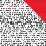 Winter Wonderland Paper - Deck The Halls - American Crafts
