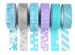 Winter Gift Box Washi Tape Bundle - Queen & Co