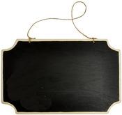 Plate Chalkboard Sign - Lucky Dip - KaiserCraft