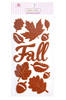 Fall Fun Epoxy Stickers - Queen & Co