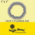 Faye's Flower - Waffle Flower Die