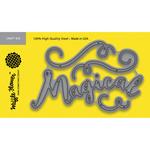 Magical Word - Waffle Flower Die