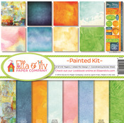 Painted Paper Pack - Ella & Viv