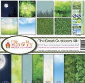 The Great Outdoors Paper Pack - Ella & Viv