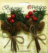 Pine Pick With Cones - Petaloo