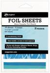 Frozen Shiny Transfer Foil Sheets - Ranger